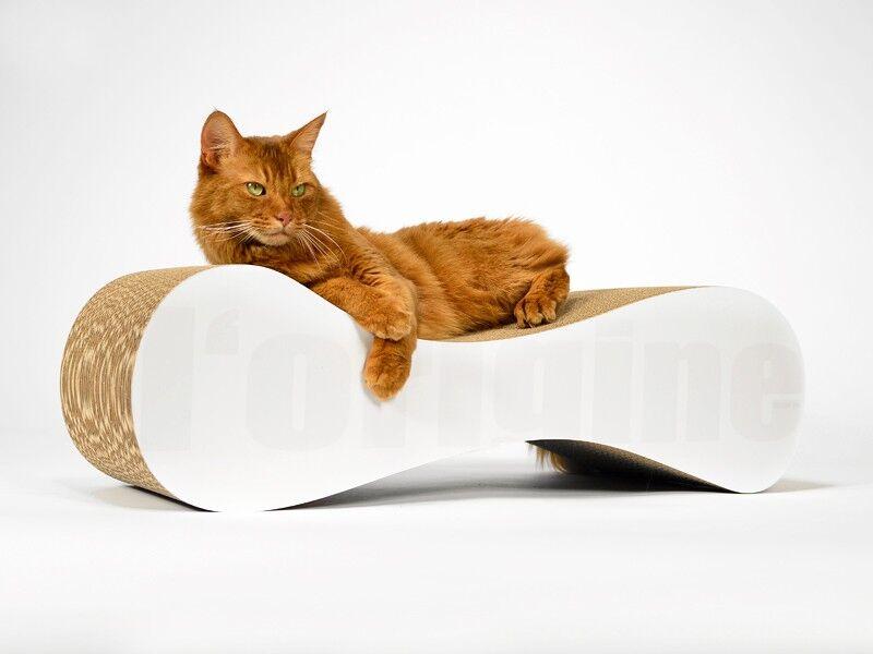 cat on le ver design kratzm bel kratzbaum aus. Black Bedroom Furniture Sets. Home Design Ideas