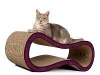 Aperçu: Singha L - griffoir écologique pour chats