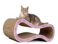 Aperçu: Griffoir en carton pour chats Singha L