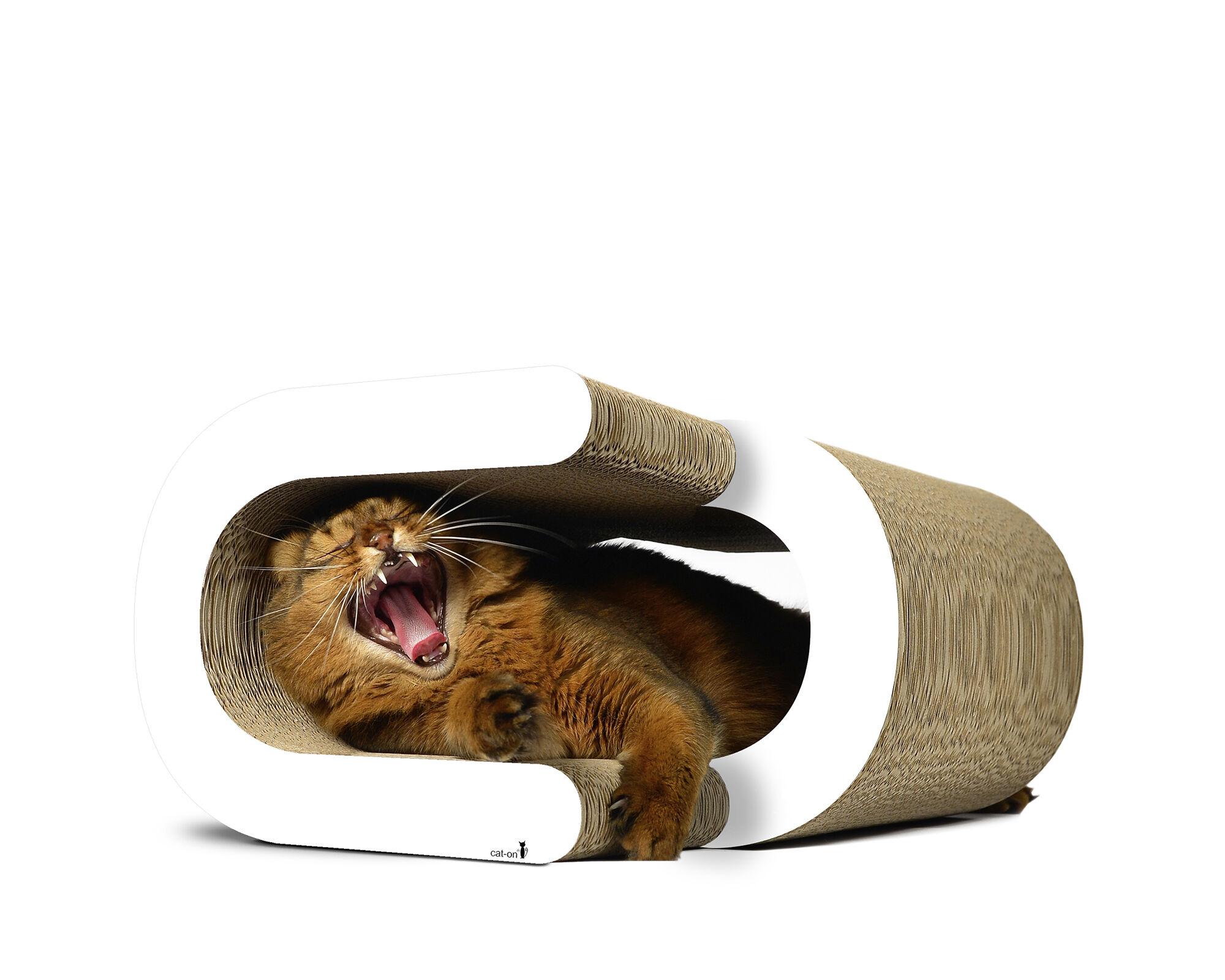 Le Tonneau griffoir pour chat