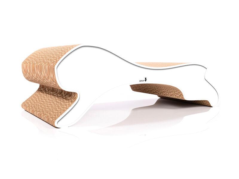 Motion design cat scratcher