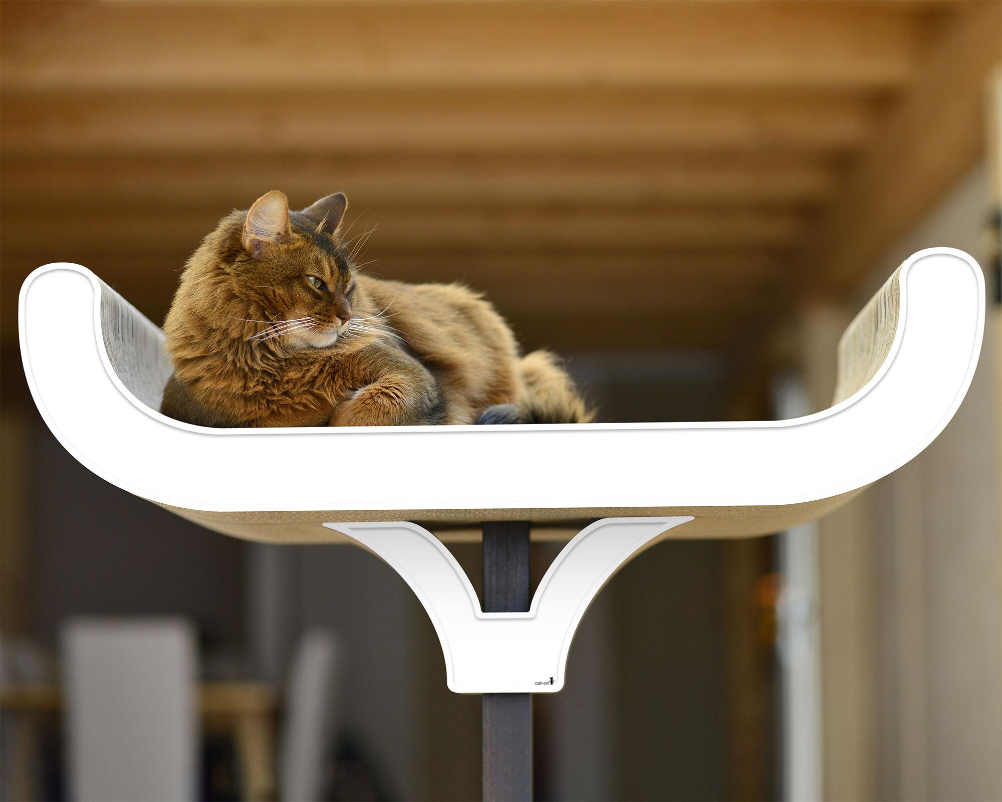 Corbeille arbre à chat design