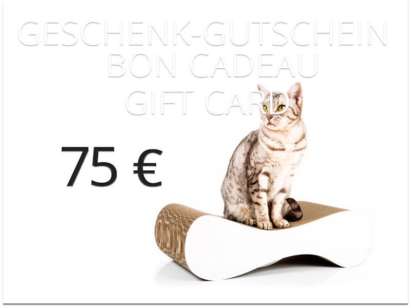Gift voucher 75€