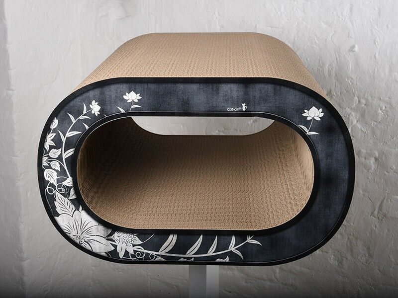 cat on le tronc xl kratzbaum alternative kratzm bel f r gro e katzen cat on manufaktur f r. Black Bedroom Furniture Sets. Home Design Ideas