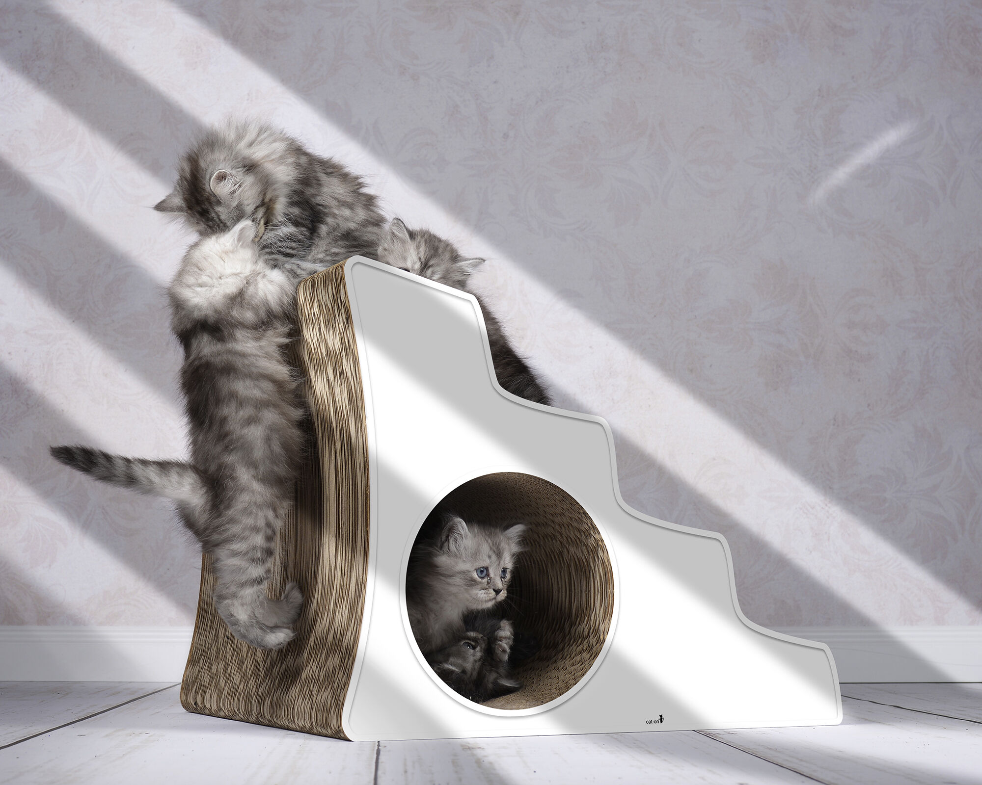 Lescalier cat scratcher