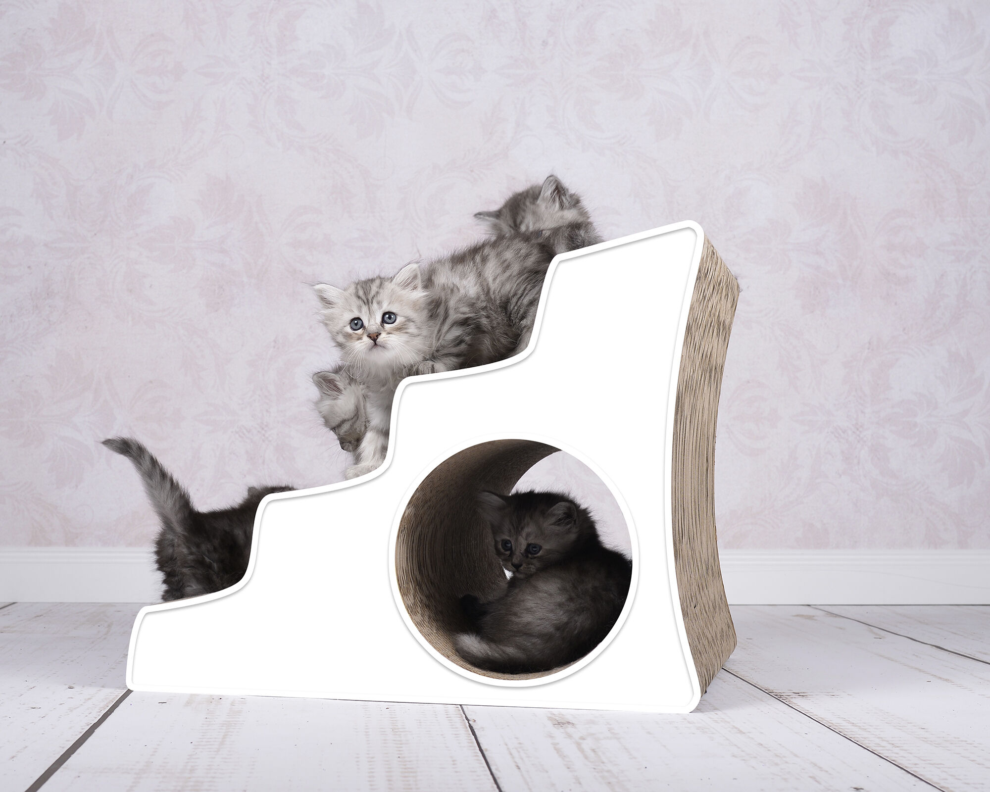 Lescalier cat stairs