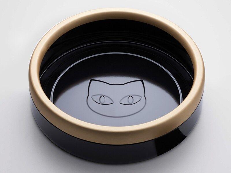 katzentoilette aus emaille von katchit emaille katzenklo cat on manufaktur f r kratzm bel. Black Bedroom Furniture Sets. Home Design Ideas