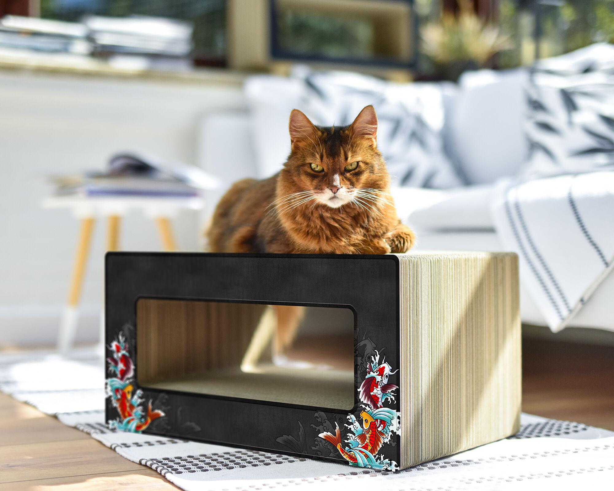 Loop Kratzmöbel für Katzen