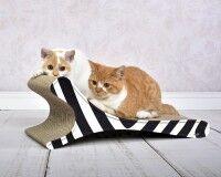 Vorschau: Katzenliege cat-on Feline   Kratzmöbel aus Kratzpappe