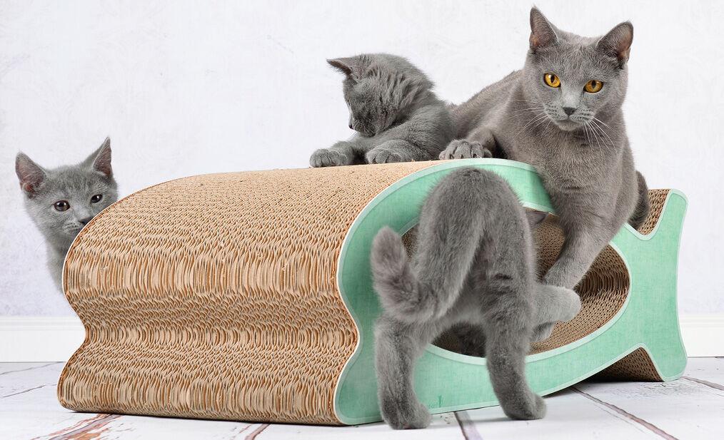 cat on manufaktur f r kratzm bel kratzpappe kratzkarton. Black Bedroom Furniture Sets. Home Design Ideas