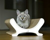 Preview: cardboard cat scratcher Le Panier
