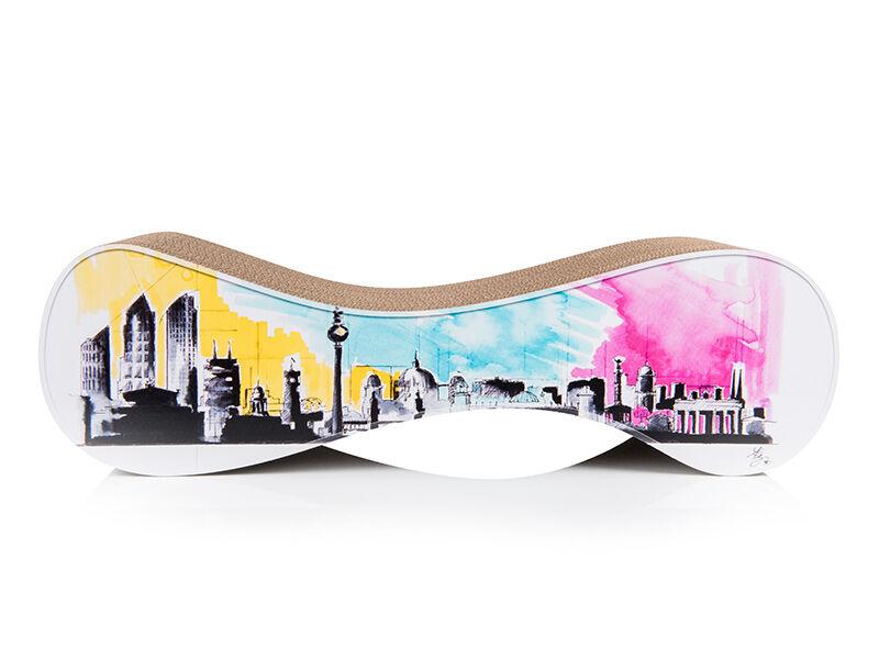 Le Ver Skyline Berlin - Design Kratzbaum