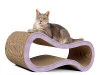 Aperçu: Grand griffoir design et tendance pour chats cat-on Singha L
