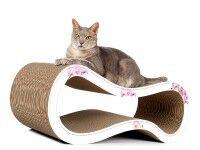 Aperçu: Le griffoir design pour chats par excellence! Griffoir cat-on Singha L, de qualité allemande